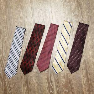 Other - Bundle of 5 ties